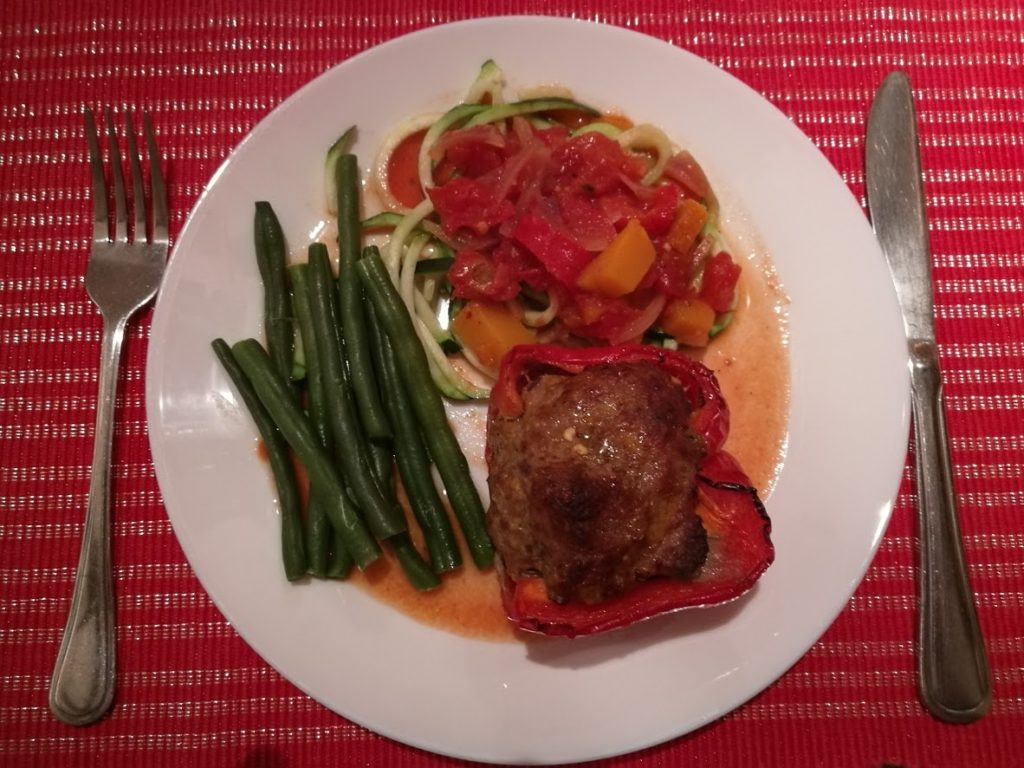 Whole30 Day 10 - More Cooking, Dinner