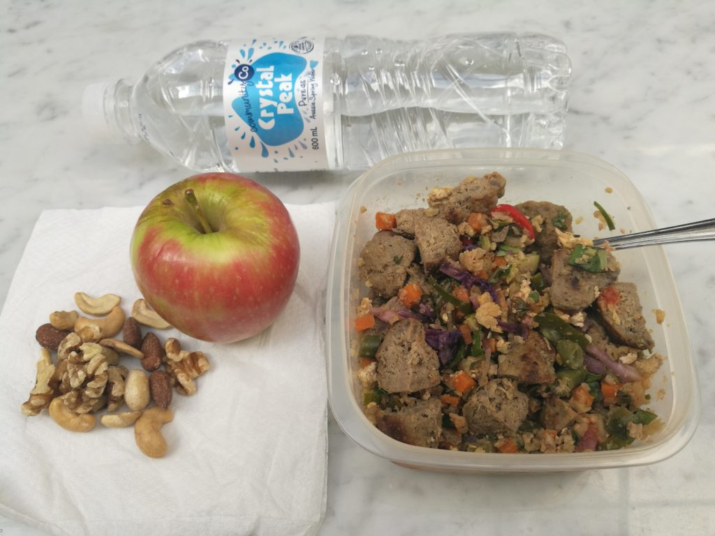 Whole 30 Day 5, Lunch