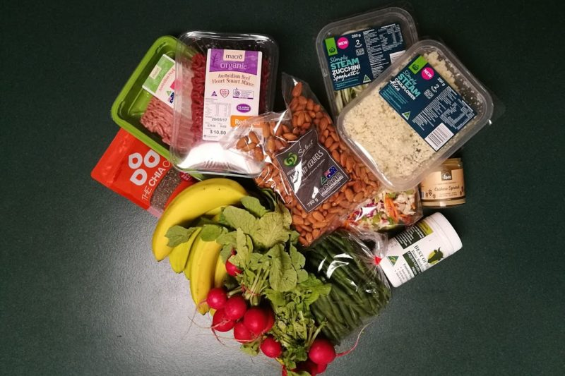 Whole 30 Day 19 - Shopping