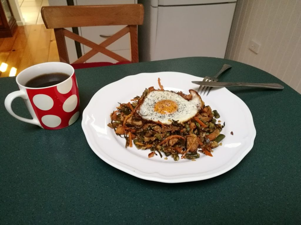 Whole30 Day 22 - Breakfast