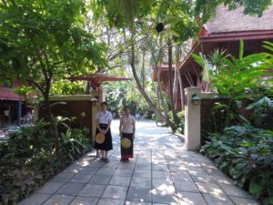 Jim Thompson's House, Bangkok, Thailand