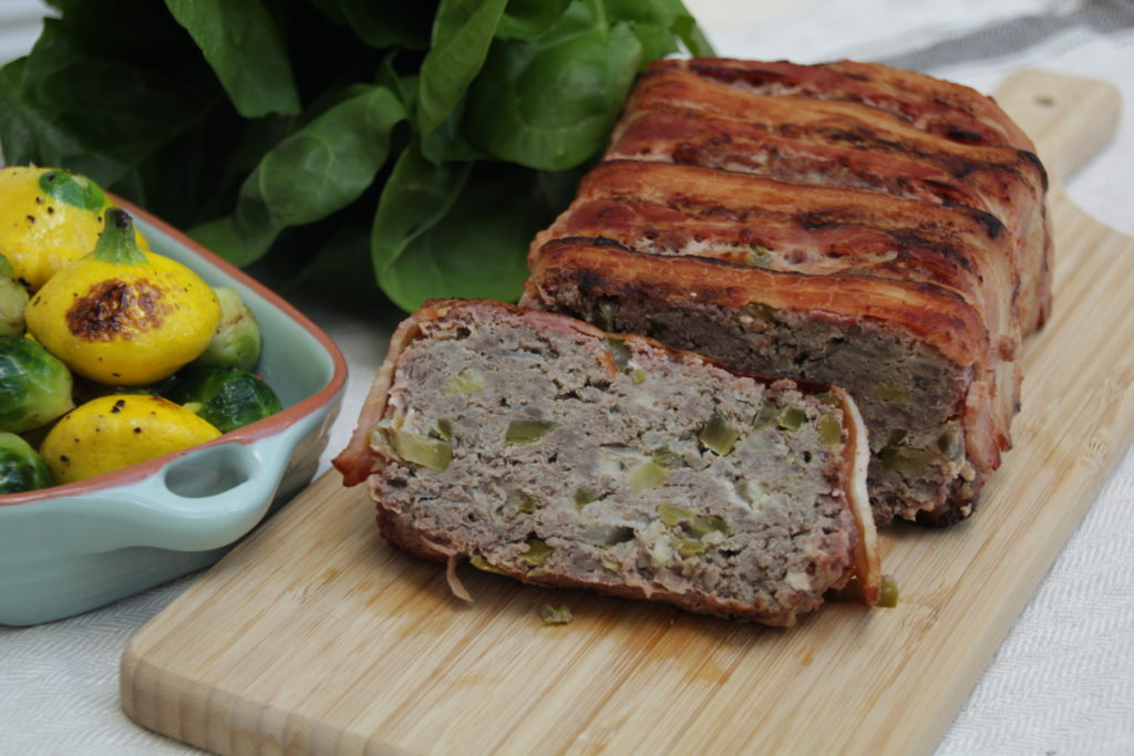 Loaded Meatloaf