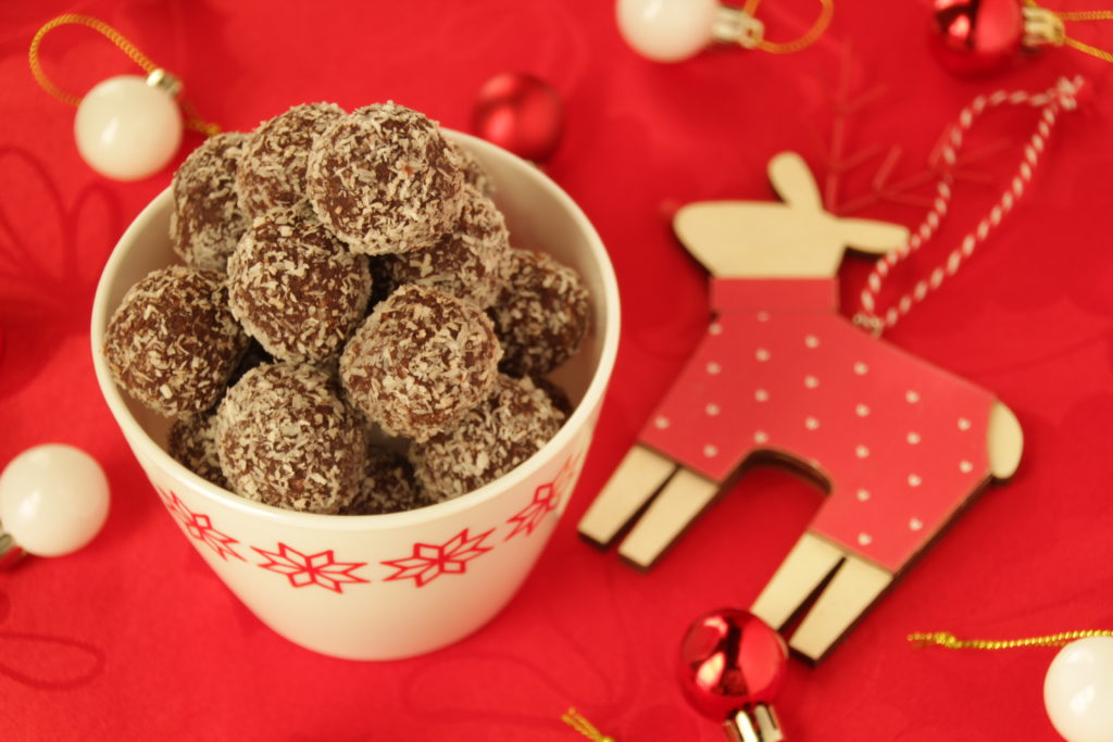 Rum Balls (Paleo, Low Carb)